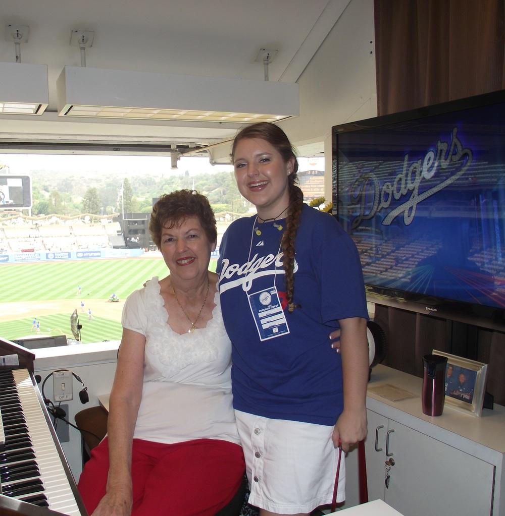 The wonderful and talented Nancy Bea!.JPG