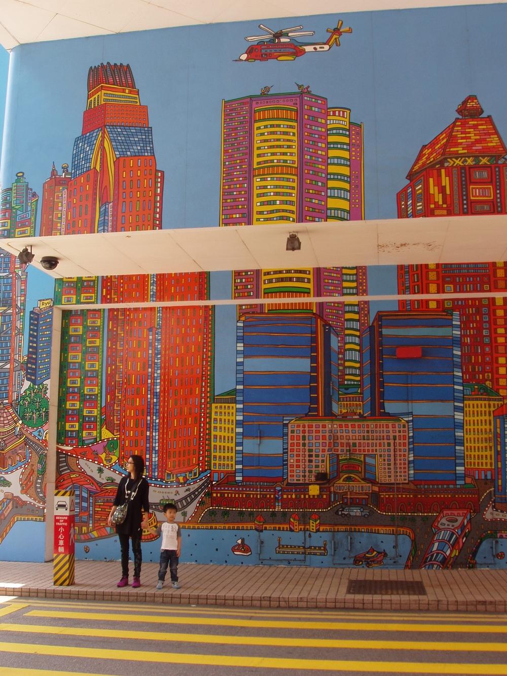 Hong Kong China -Gateway Blvd,Tsim Sha Tsui,Hong Kong China