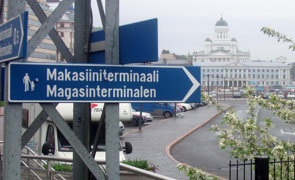 Helsinki - Ullanlinna - Helsinki Finland