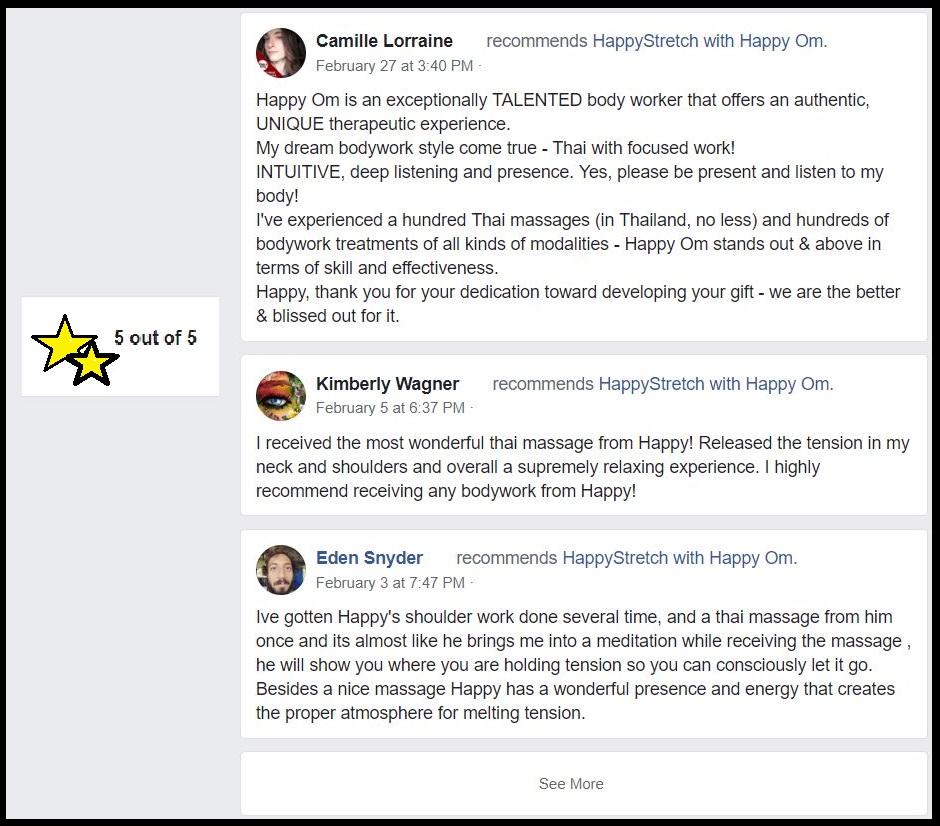 Rave Reviews HappyStretch Thai Massage screenshot.JPG