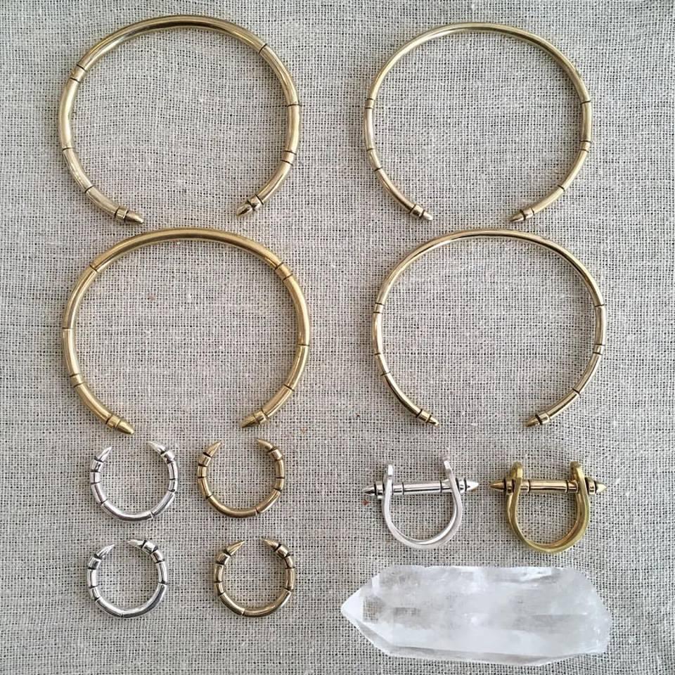 Segmented Unisex Jewelry