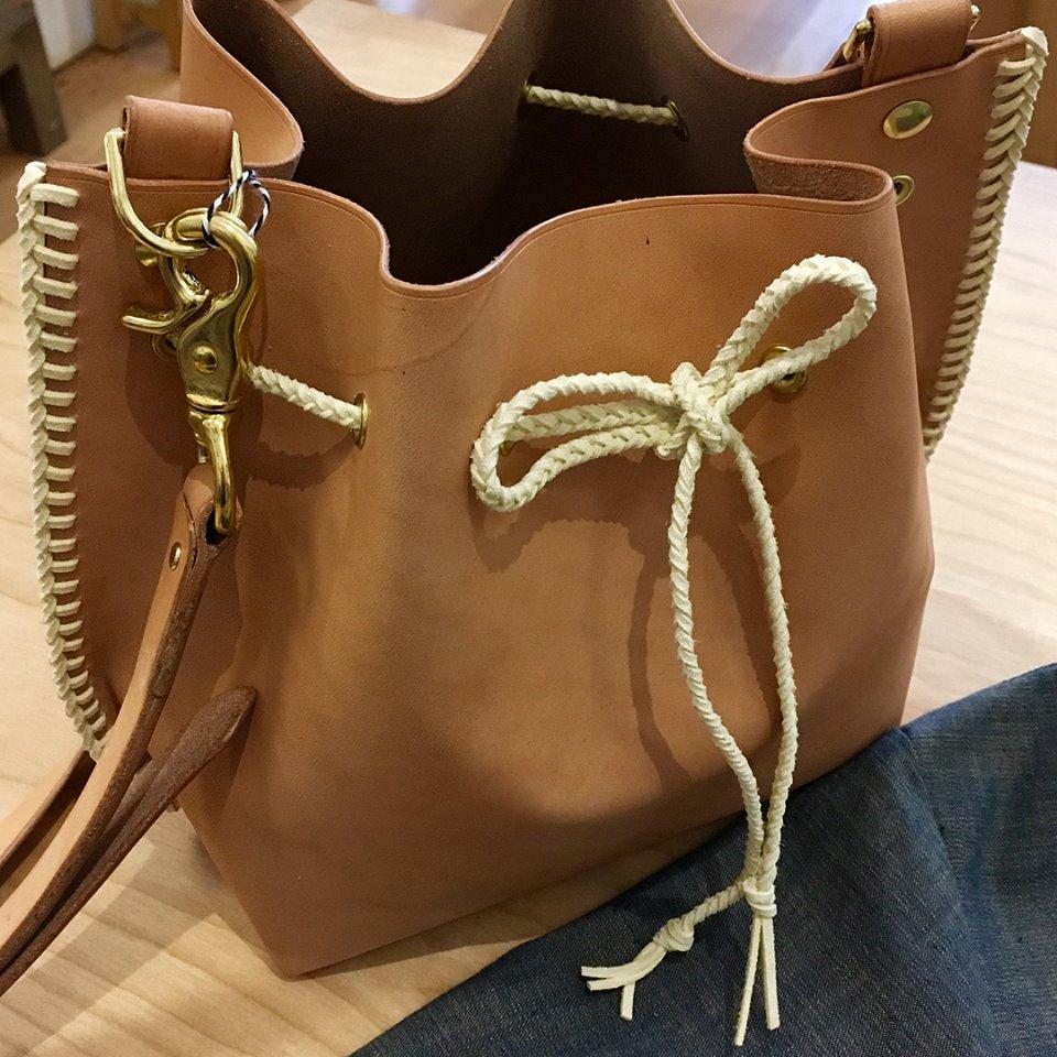 Bucket Bag Details
