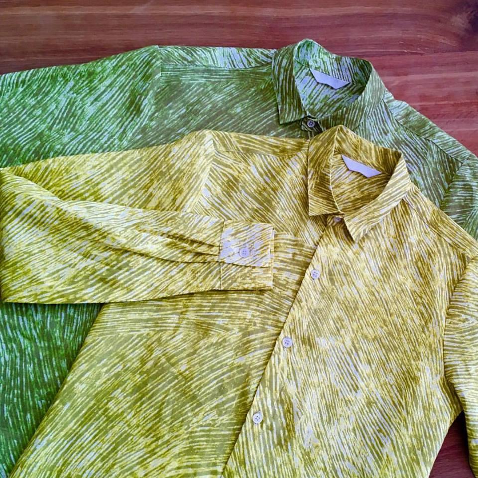 Fair Weather Linen dress shirts
