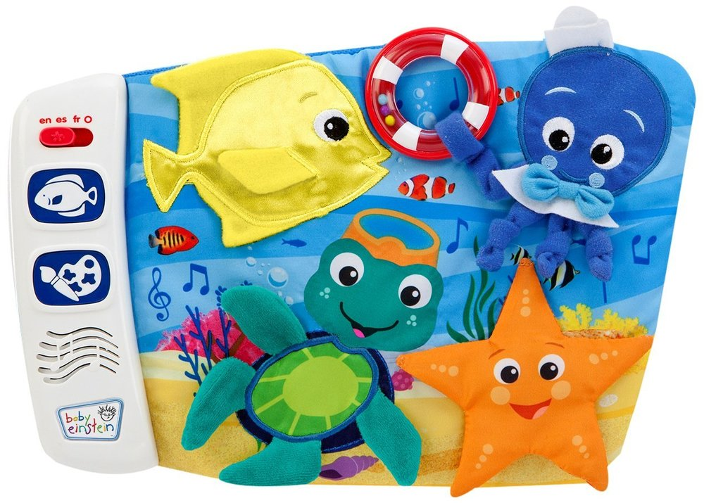 Ocean Exploration Play Pad™