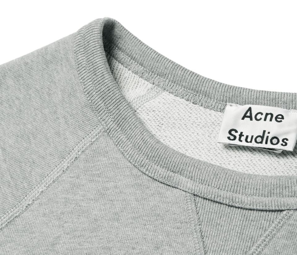 acne studios crewneck sweatshirt