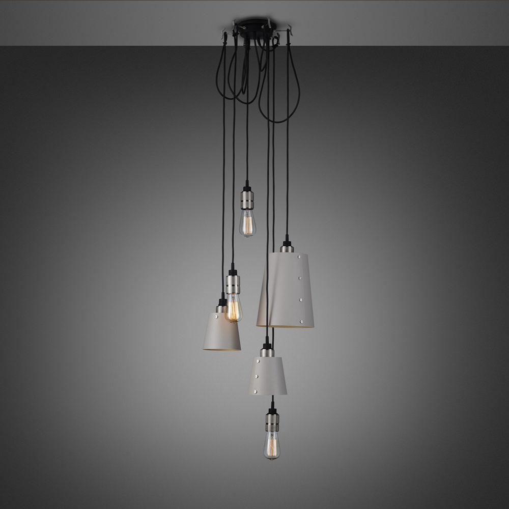 Buster + Punch  |  HOOKED 6.0 / MIX / STONE Chandelier