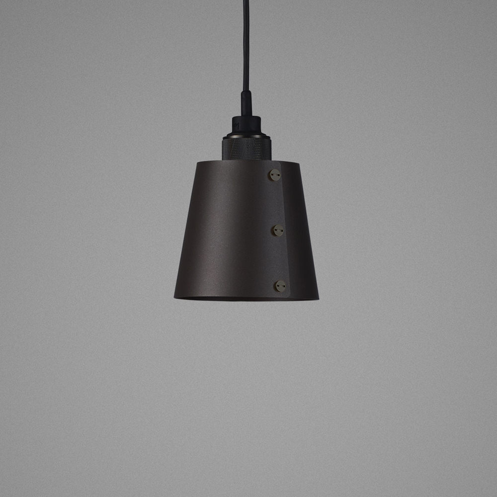 Buster + Punch  |  HOOKED 1.0 / SMALL / GRAPHITE Light Pendant