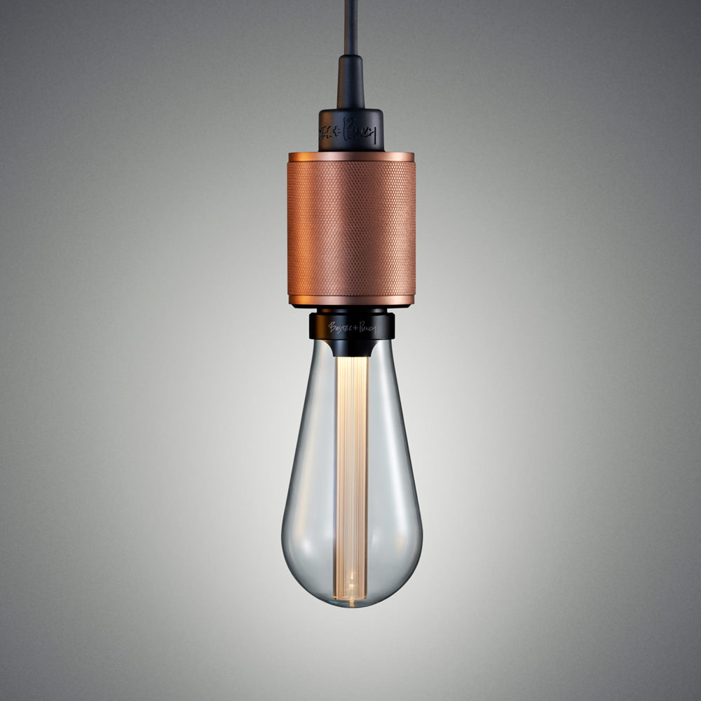 Buster + Punch  |  HEAVY METAL / ROSE COPPER Bulb