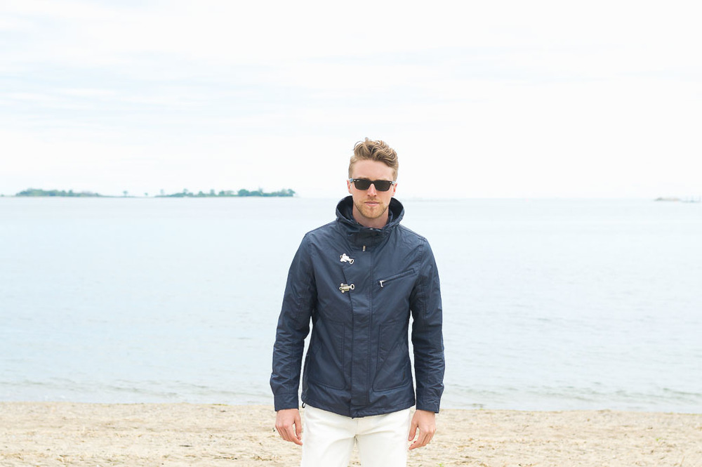 nautica fisherman's jacket
