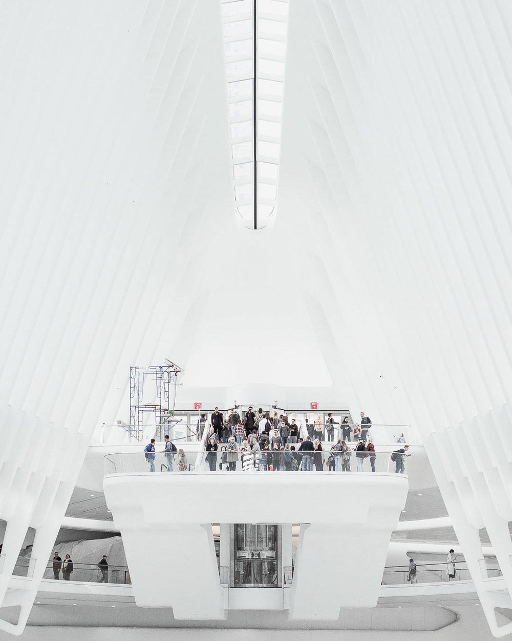 the oculus world trade center
