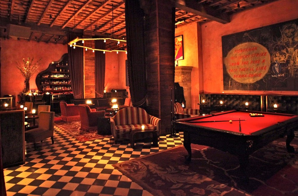 rose bar gramercy park hotel