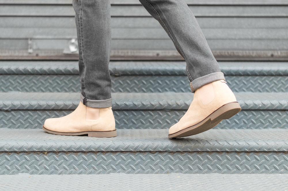 gambino alliance chelsea boots