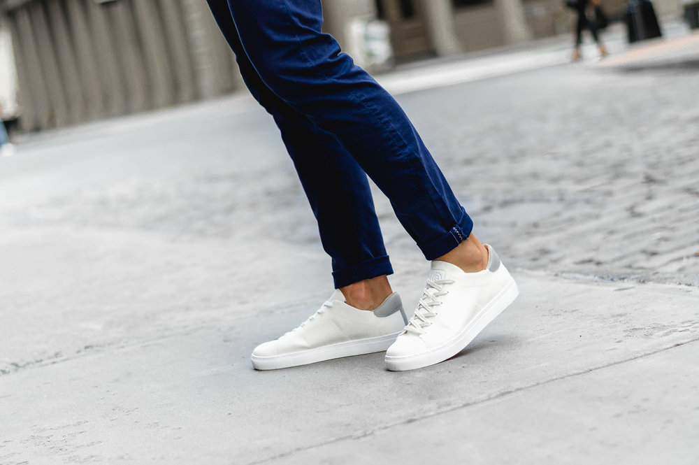 greats brand royale knit sneaker
