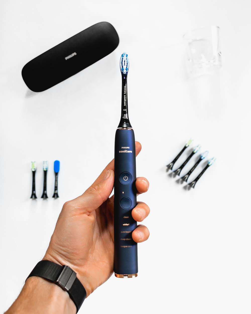 Philips Sonicare DiamondClean Smart toothbrush 9700