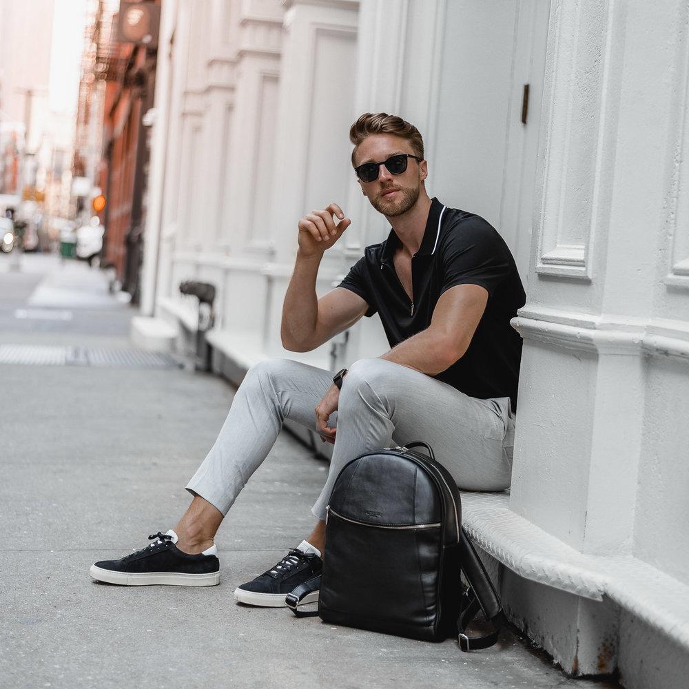 arsante of sweden backpack