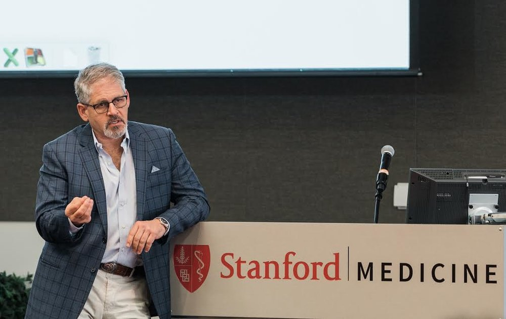 Dr. Harrison Alter at the 2017 SAEM Western Regional Meeting.