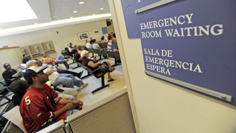 Looking beyond technology to shape the emergency department of the ...