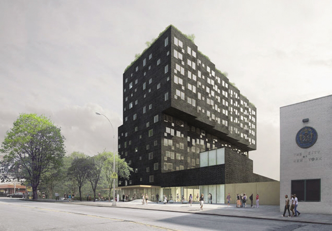 Courtesy: David Adjaye // Broadway Housing Communities