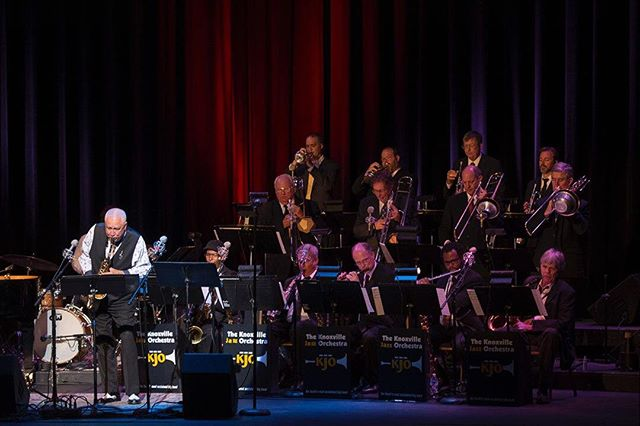 #bijoutheatre, #eric_smith_photography, #knoxvillejazzorchestra, #knoxvilletn, #paquitodrivera