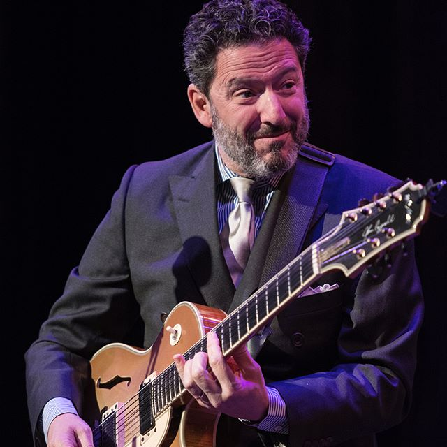 Moments from the KJO's Jazz is for Lovers concert with guitar legend John Pizzarelli.  Buy your tickets now to An Evening With Stefon Harris, Tuesday, April 3rd at the Bijou Theatre.  Link in the bio Photos by Eric Smith