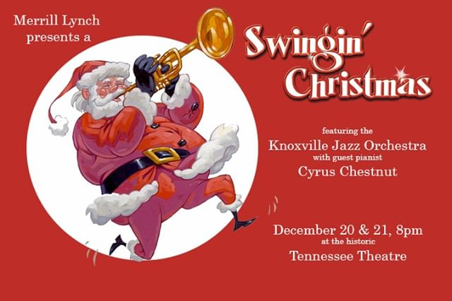 2 Nights of Swingin' Christmas Next Week!