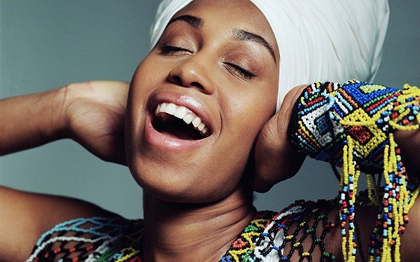 Jazz is for Lovers this Tuesday!  Don't miss Jazzmeia Horn with the KJO this Tuesday at the Bijou Theatre. The perfect Valentine's treat for your special someone!