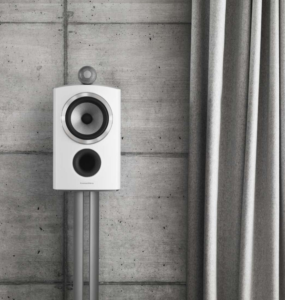 B&w 805 D3 - no other small speaker comes close