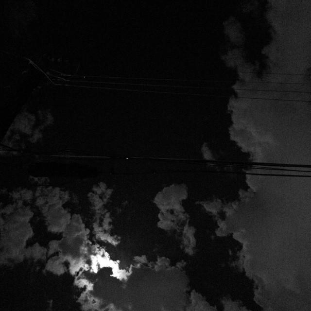 Moonshine over Phoenix