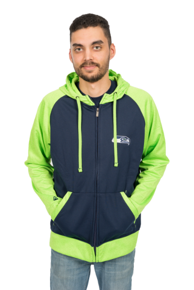 Seahawks Cold Weather Jacket