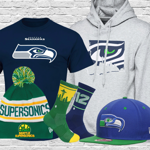 Seattle Sports Gear