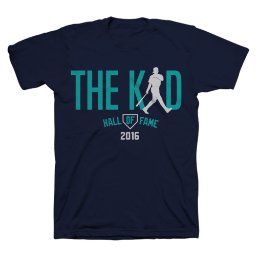 The Kid Seattle Mariners T-Shirt