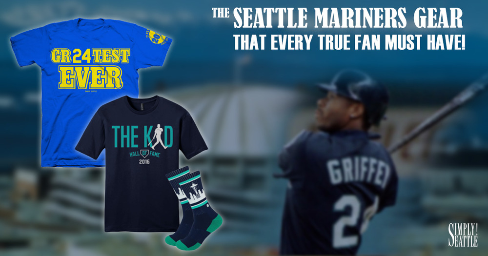 1c3a69108 The Seattle Mariners T-Shirt and Gear by Simply Seattle