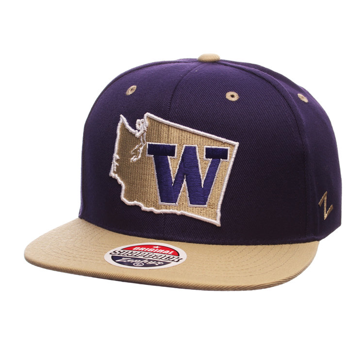 Simply-Seattle-UW-Statement-Adjustable-Hat