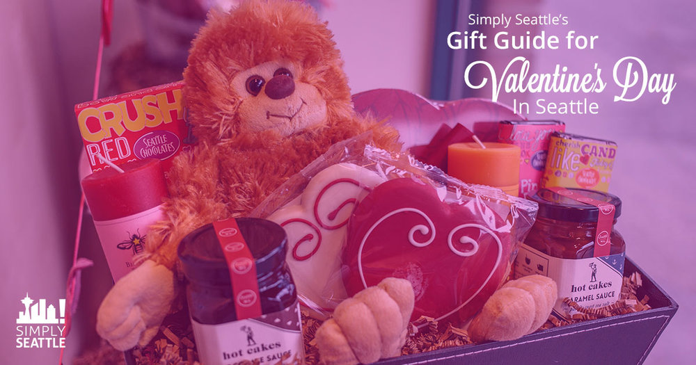 Simply Seattle's Gift Guide for Valentine's Day In Seattle WA