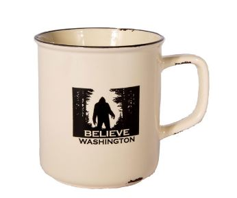 Seattle Bigfoot Believer Mug