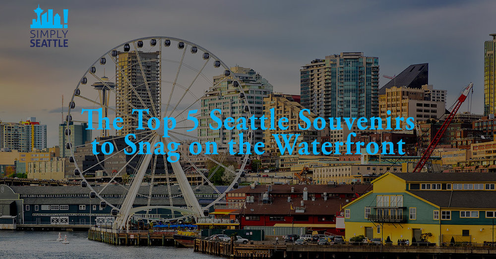 top 5 seattle souvenirs to snag on the waterfront