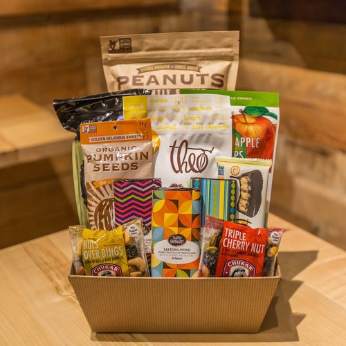 Vegan-Gluten Free Snacks and Sweets Gift Basket Seattle.jpg