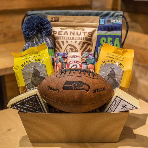 Hawks go Big or Go Home Seattle Gift Basket.jpg