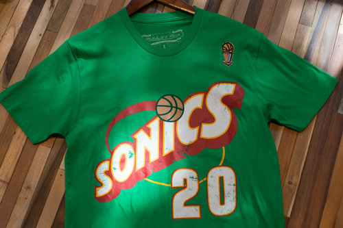 46ef8e3c5375 Simply Seattle - Seattle Supersonics Gear For Men   Women