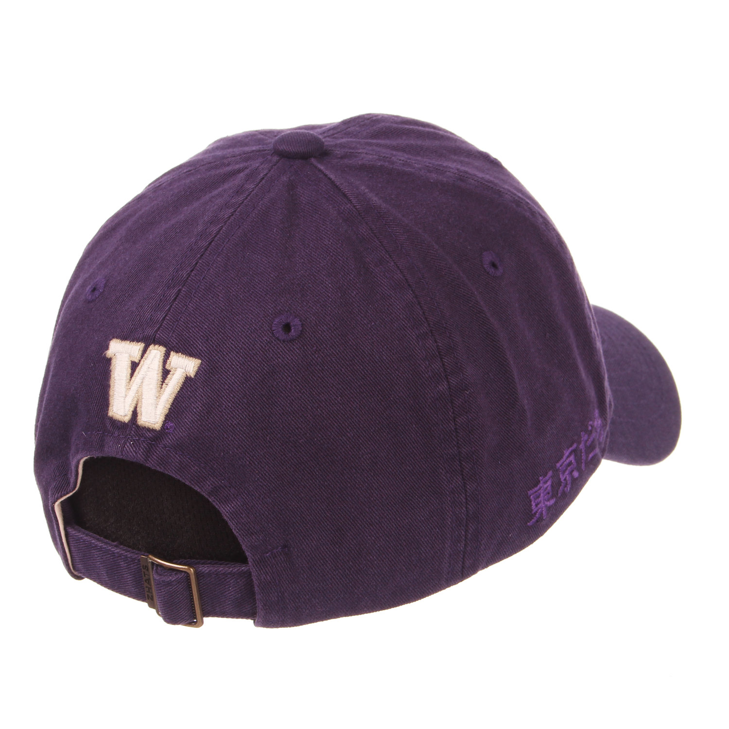 hot sales 5a3d9 d89e8 Zephyr UW Washington Huskies Shibuya Scholarship Adjustable Hat