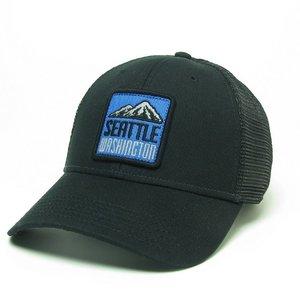 8eb716fa Seattle Legacy Mid-Pro Mesh Trucker Hat