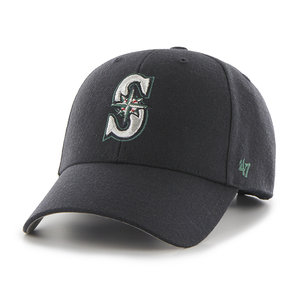 fc6c323b4 Seattle Mariners Home 47  Brand MVP Adjustable Hat ...