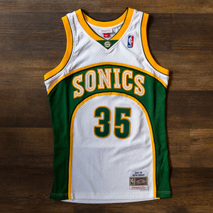 e1b79856df4f Mitchell  amp  Ness Kevin Durant Home Team Swingman Jersey ...