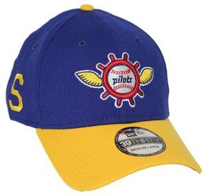best website 90e26 9fe1c New Era Seattle Pilots MLB 9Twenty Cooperstown Adjustable Blue Hat