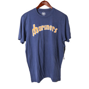 new style fa774 757a2 Seattle Mariners  47 Brand Stitched Classic Tee