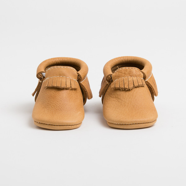 i probably like these so much because i wish they came in my size. super soft leather and great detail. comes in a ton of colors. mocs by freshly picked. get them  here  and  here.