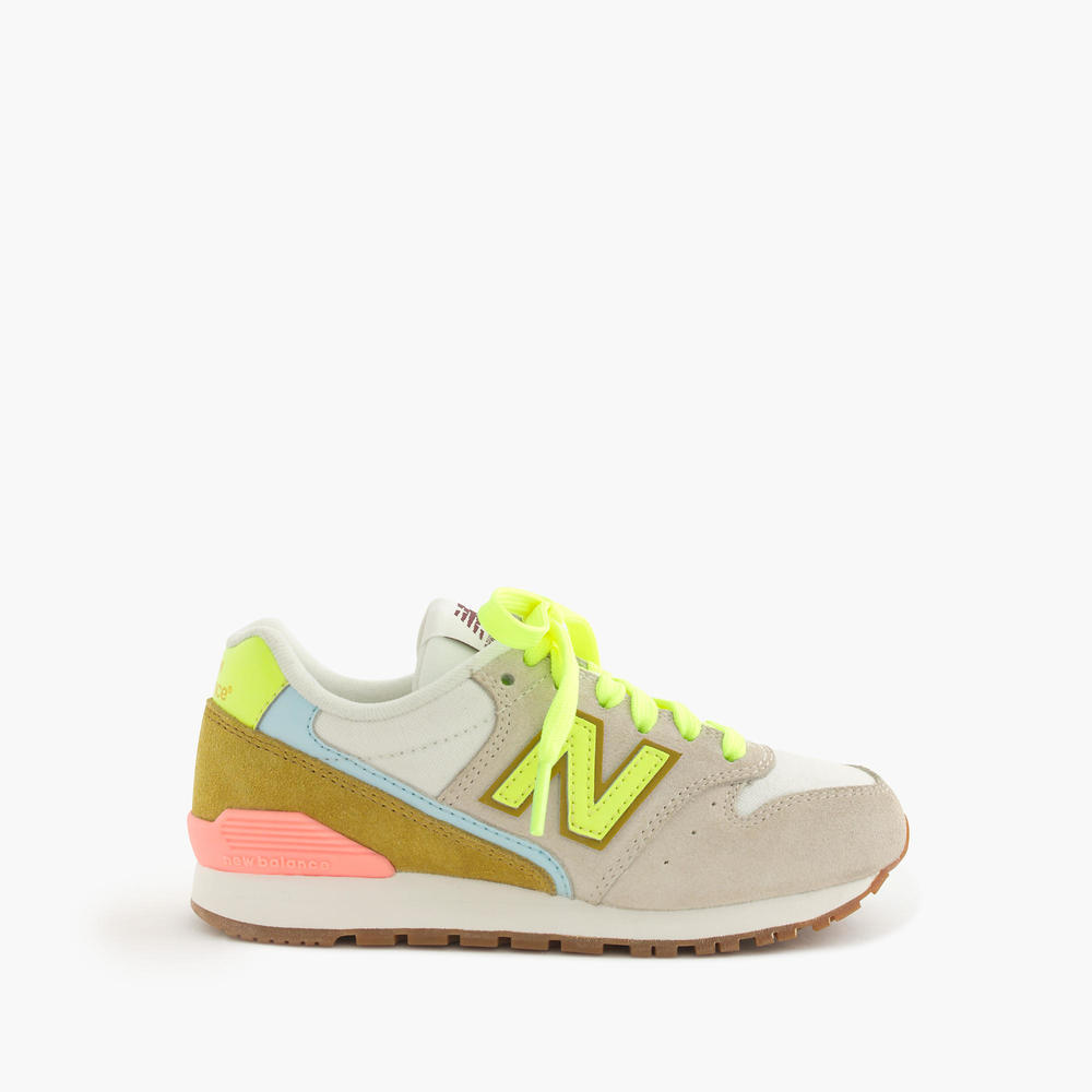 this mix of colors is so girly, yet edgy at the same time. i love the partnership in j crew + new balance for both kids & grown-ups, too. get these  here.