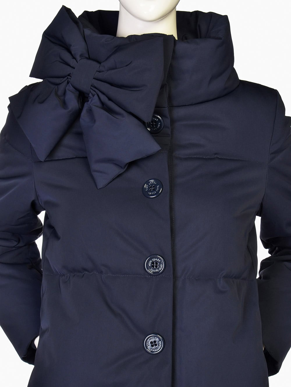 my girly side makes me love this puffer. it adds some whimsy to an otherwise standard coat. get it  here  at kate spade.