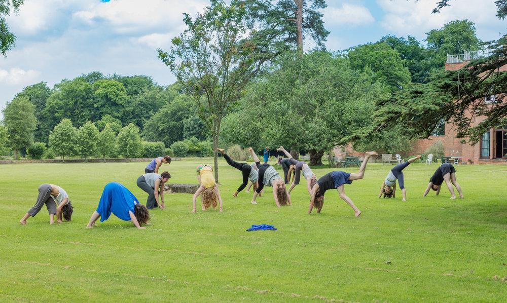 Parmoor 6.17 dog leg up