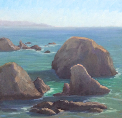Green Waters/Sonoma Coast